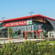 Interspar store format